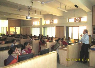 Seminar for the Teachers at Karnataka High-School - Pune
